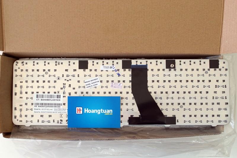 Keyboard HP Compaq Presario CQ70 G70