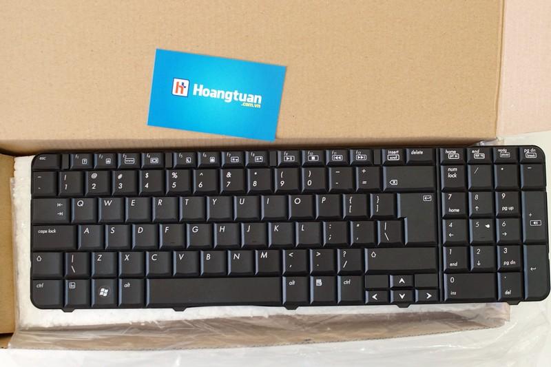 Bàn phím HP Compaq G70