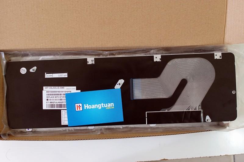 Bàn phím HP Compaq CQ72 G72