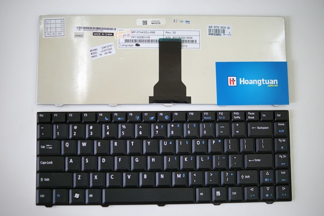 Keyboard Acer eMachines D520 D720 E720
