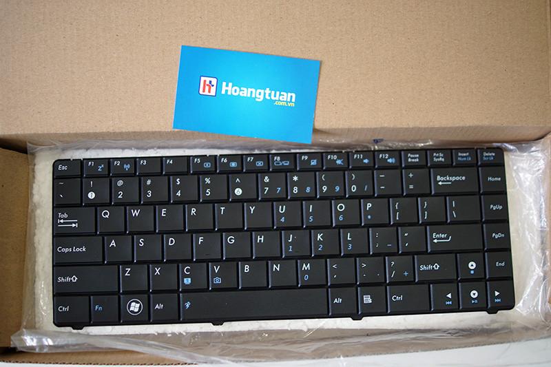 Bàn phím Laptop Asus K40 K40IJ K40AB K40AC