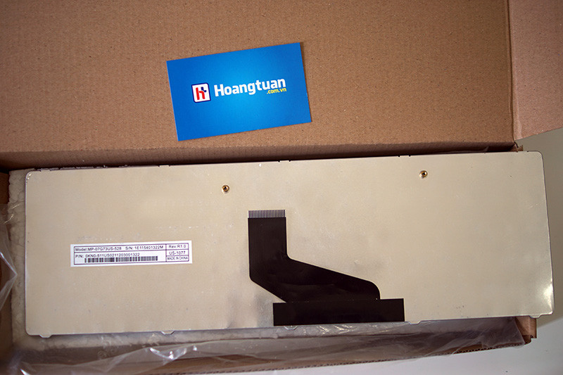 Bàn phím asus X54H X54 X53B X53U K53 K73 K53T K73KT X53