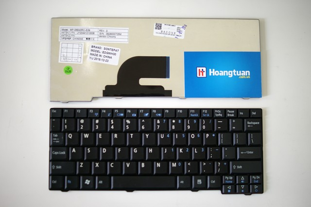 Bàn phím laptop Acer Aspire One