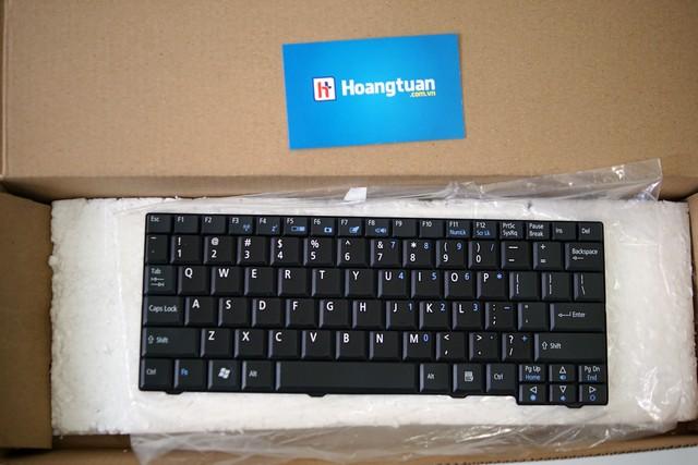 Bàn phím Acer aspire one ZG6 531H ZG5 571