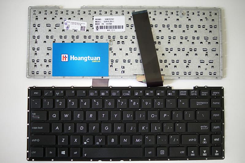 Keyboard Asus X401 X401A X401U