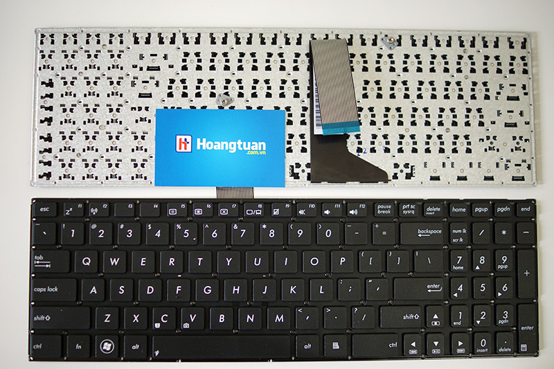Bàn phím laptop Asus X501A X501U X501