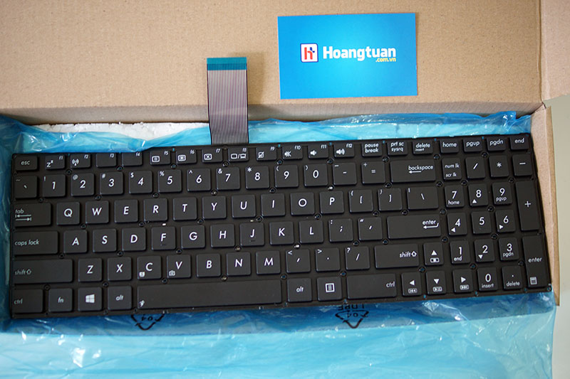 Bàn phím laptop Asus X550C X550CA X550CC X550CL