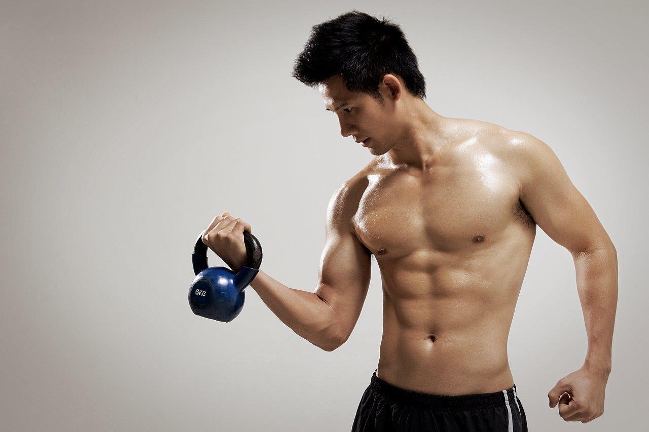 Lưu ý chế độ dinh dưỡng khi tập thể hình