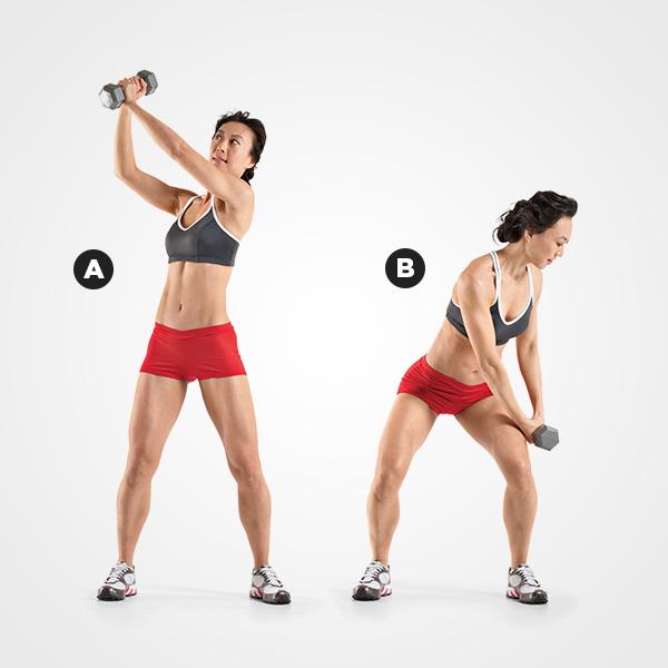 5 động tác đơn giản giúp bạn có vòng eo thon gọn