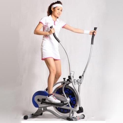 Giảm mỡ bụng hiệu quả với xe đạp tập thể dục