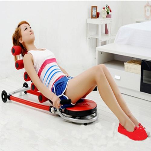 Luyện tập cùng máy tập thể dục tại nhà