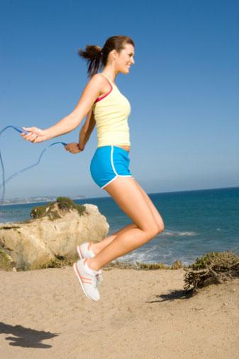 nhảy dây có giúp giảm cân