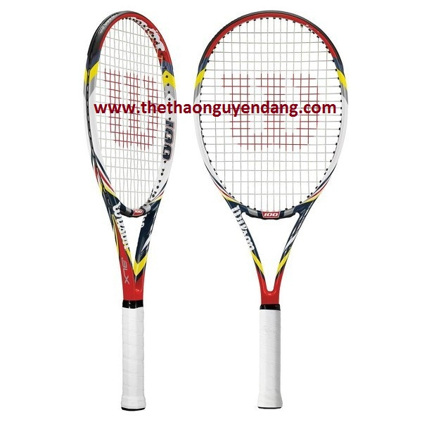 Vợt Tennis Wilson Steam 100 BLX