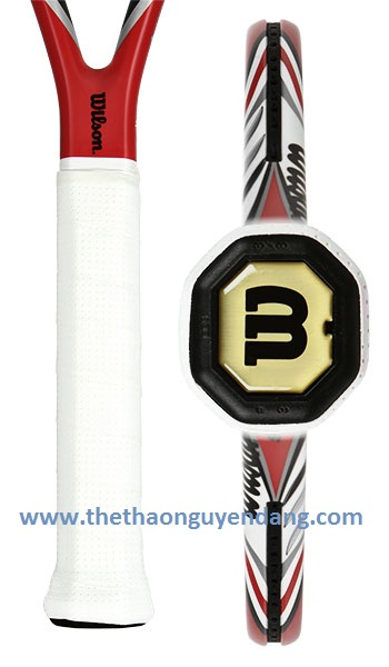 Vợt Tennis Wilson Steam 96 BLX