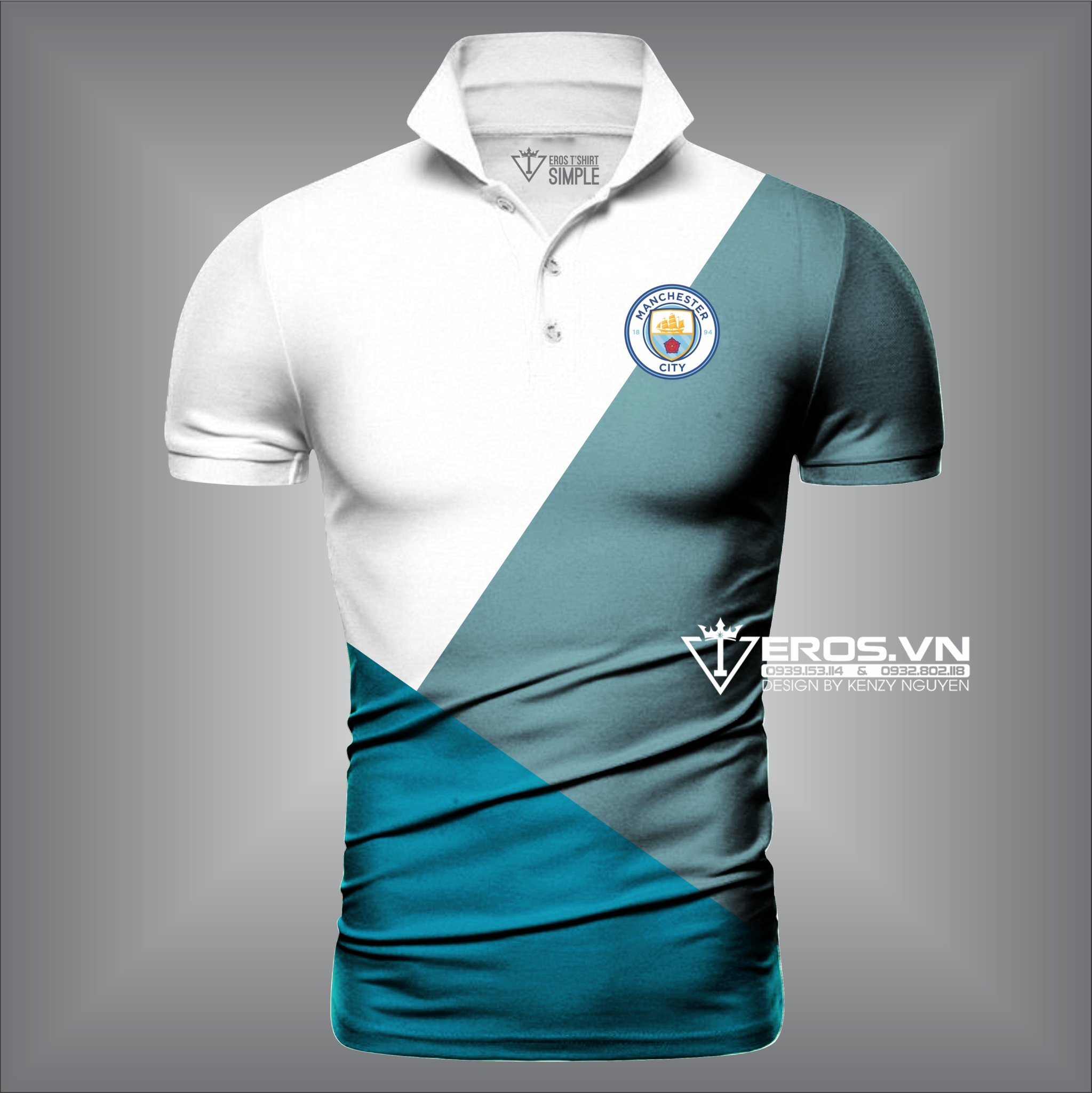 POLO MANCHESTER CITY - SIMPLE