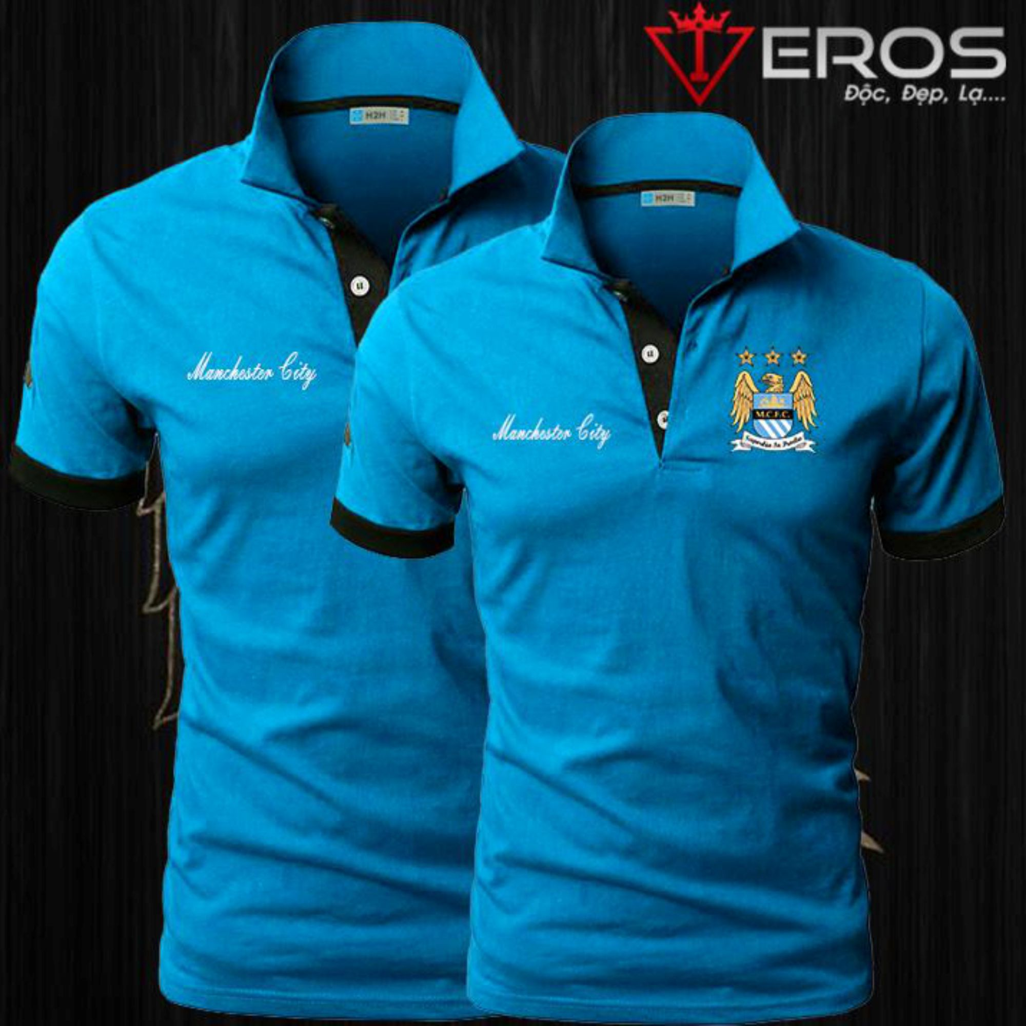 ÁO POLO MANCHESTER CITY