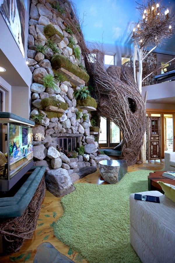 Đưa thiên nhiên vào nhà