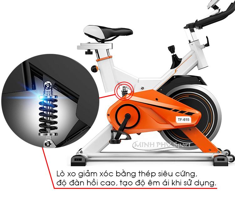 Xe đạp tập thể dục TF-615