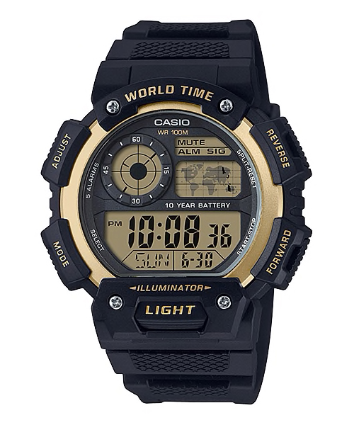 Đồng hồ CASIO AE-1400WH-9AVD