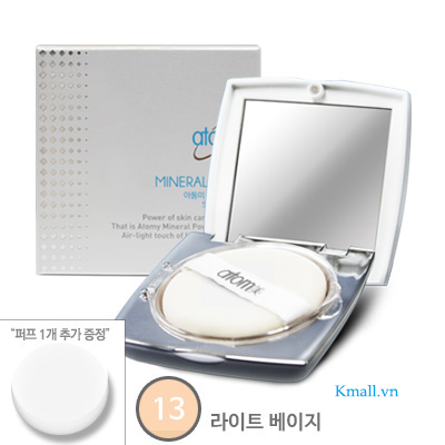 Phấn nén Atomy Mineral Pact