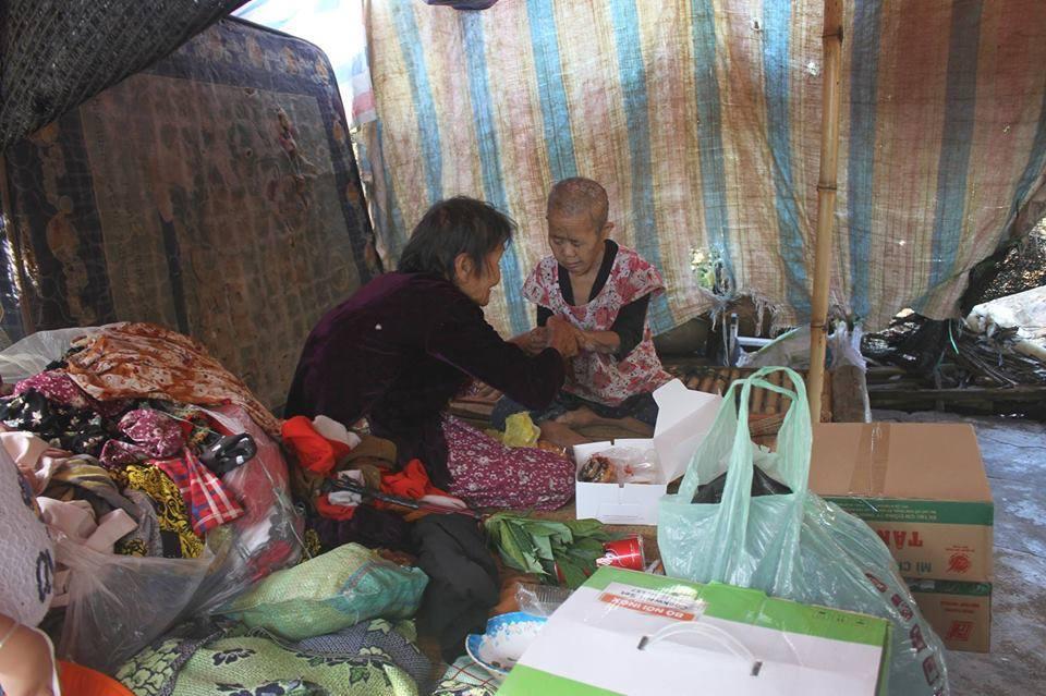 Chương trình từ thiện tại Xã Tóc Tiên Huyện Châu Đức.