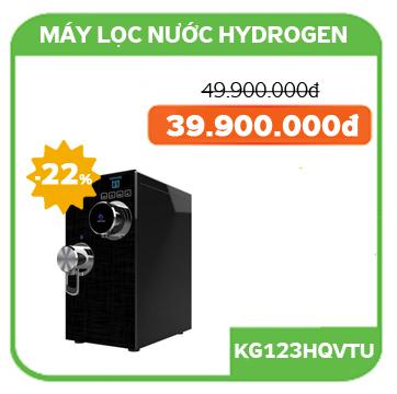 CTKM Máy lọc nước Kangaroo Hydrogen KG123HQ