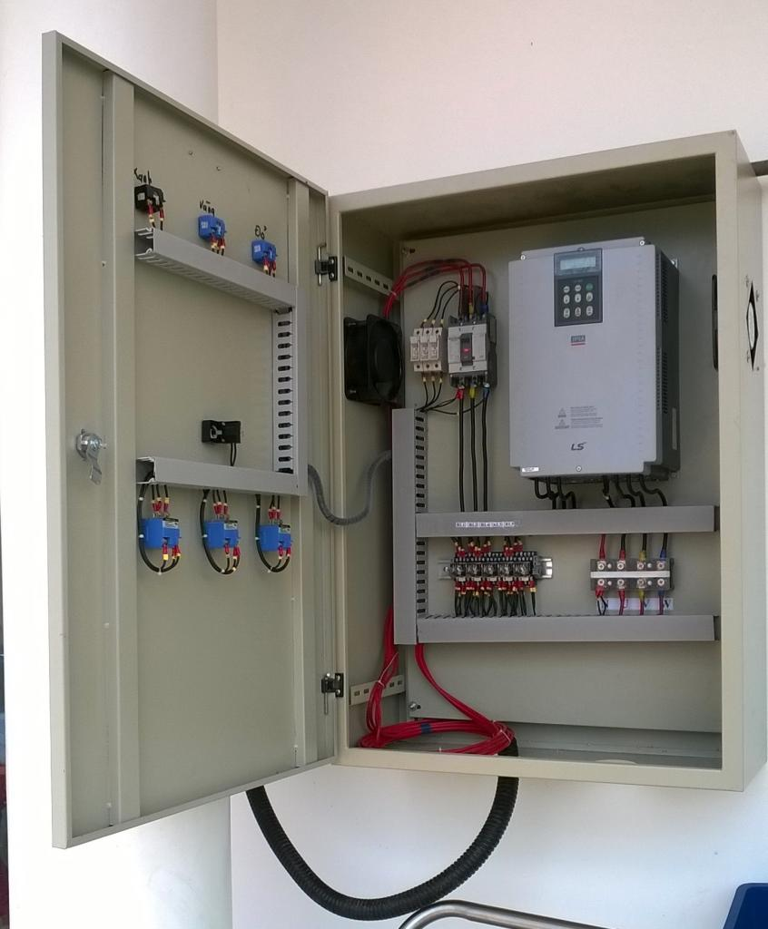 Kết quả hình ảnh cho quạt hút tủ điện