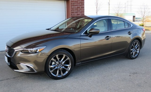 Top 24 2016 Mazda 6 Colors