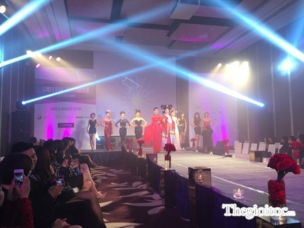 [thegioitoc.vn]Lovely Korea Beauty Premium night -Hair & Make up Show