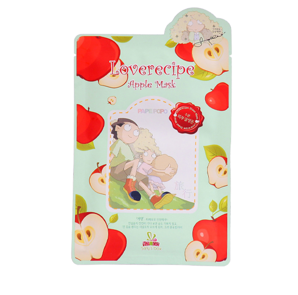 Mặt nạ IM1NE Sally's Box Loverecipe Apple Mask