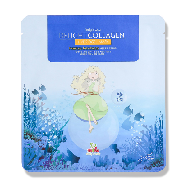Mặt nạ IM1NE Sally's Box Delight Collagen Hydrogel Mask