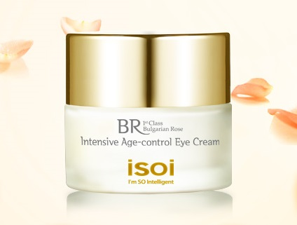 Kem mắt ISOI Bulgarian Rose Intensive Age-Control Eye Cream