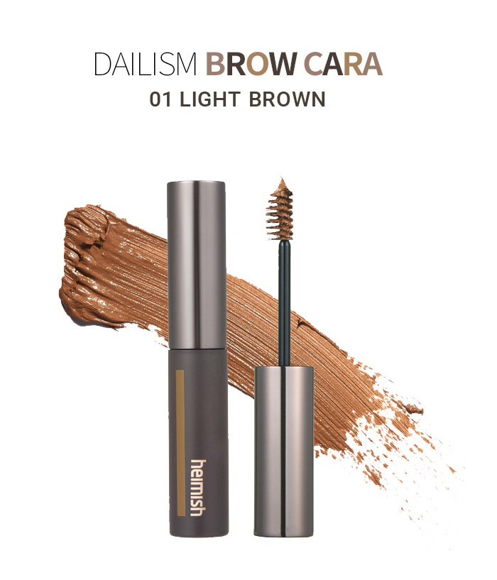Chuốt mày Heimish Dailism Brow Cara (Light Brown)