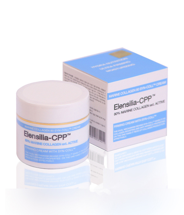 Kem dưỡng ELENSILIA CPP French Marine Collagen 80 Syn-coll Cream
