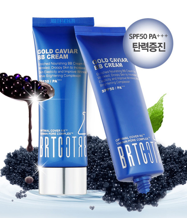 Kem BB AMI BRTC Gold Caviar BB Cream
