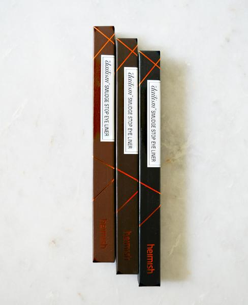 Bút kẻ mắt Heimish Dailism Smudge Stop Eye Liner (Deep Brown)