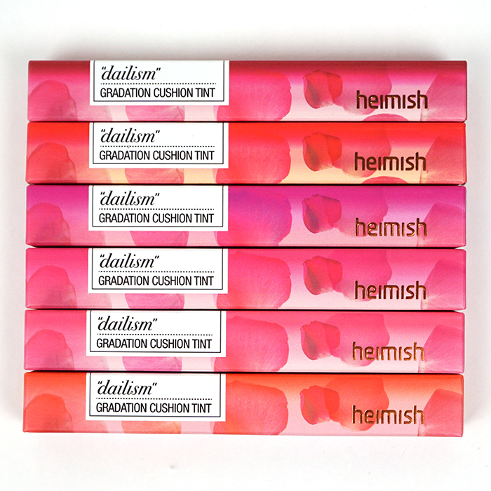 Son Heimish Dailism Gradation Cushion Tint No.6 (Geranium)