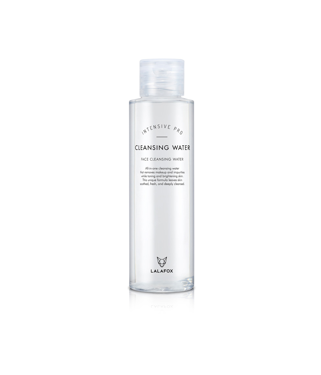 Tẩy trang LALAFOX Intensive Pro Cleansing Water