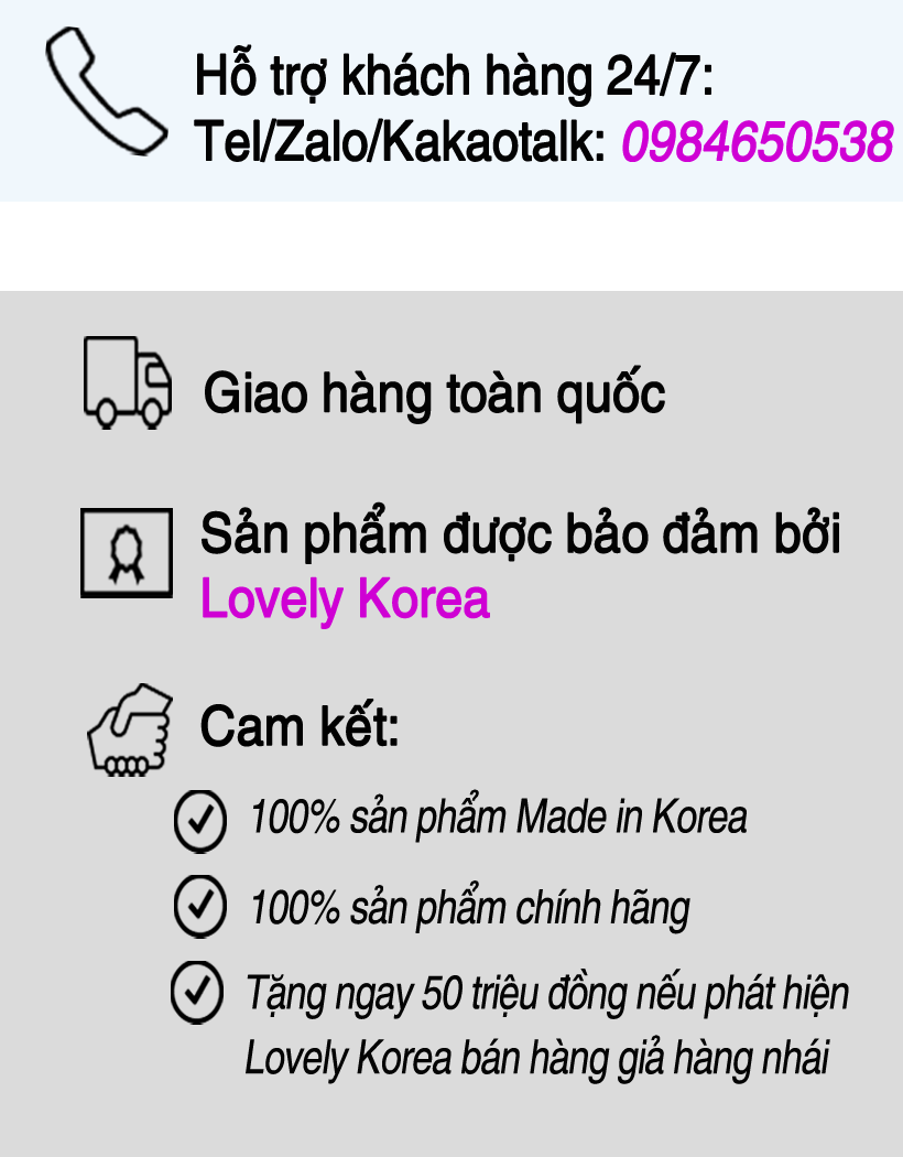 Sữa dưỡng HBMIC PH 5.5 Solution
