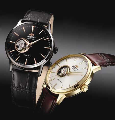 Orient là nhà sản xuất đồng hồ tự động hàng đầu