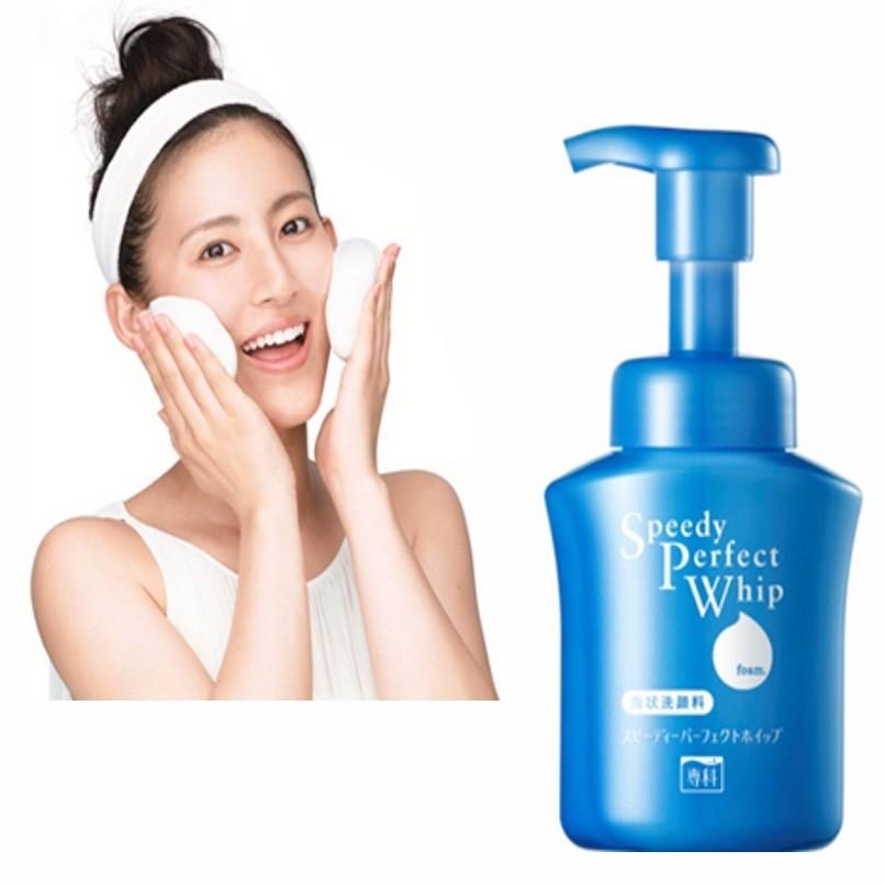 Kết quả hình ảnh cho Shiseido Speedy Perfect Whip