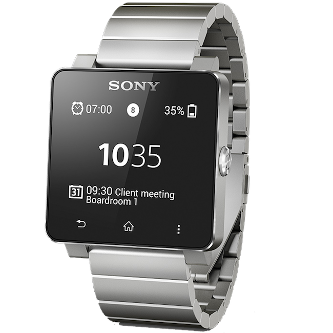 Sony Smartwatch 2 - Steel
