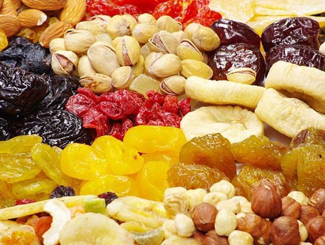 Sấy thực phẩm, sấy hoa quả