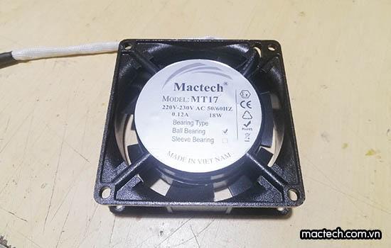 Linh kiện máy ấp trứng Mactech
