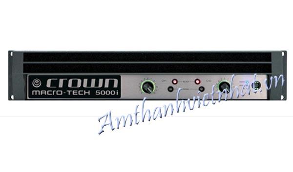 Cục đẩy  power Crown MA 5000i
