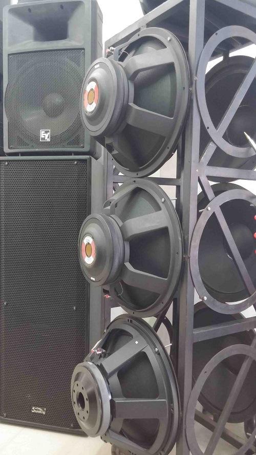 Các loại loa rời Soundking chất lượng ổn định, phù hợp cho từng nhu cầu sử dụng cụ thể