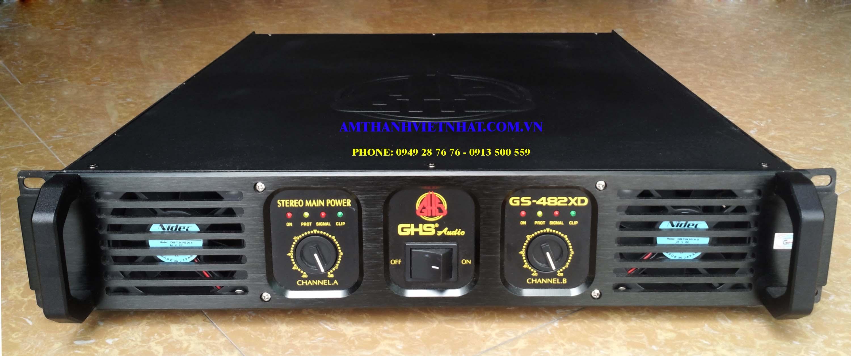 cục đẩy công suất GHS GS-482XD