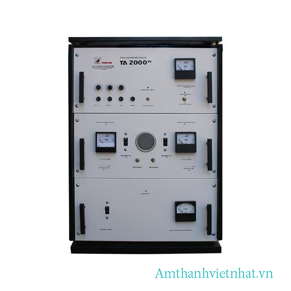 Ampli truyền thanh TA 2000