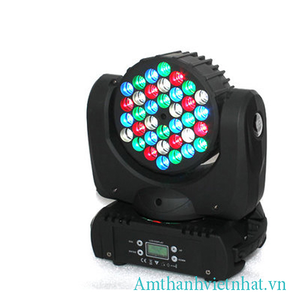 Đèn Movinghead Beam 3x36w