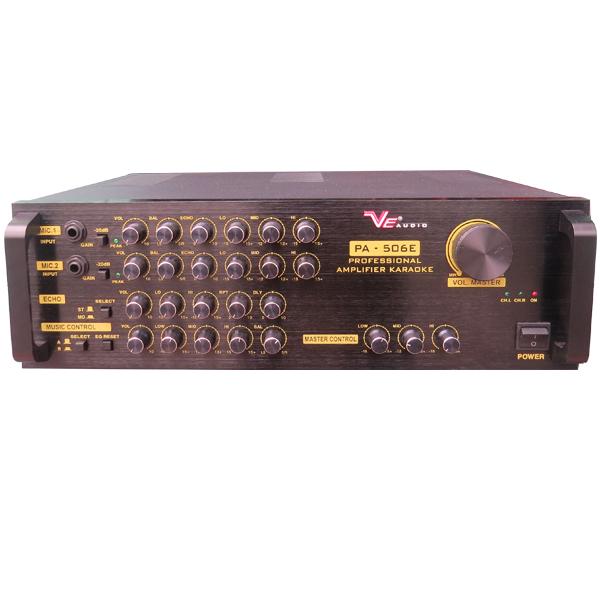 Amply karaoke VE PA-506E